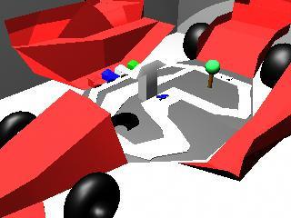 F1 Car (2004)