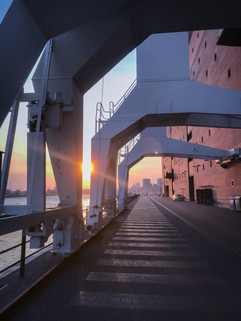 Hamburg, Germany - 2019