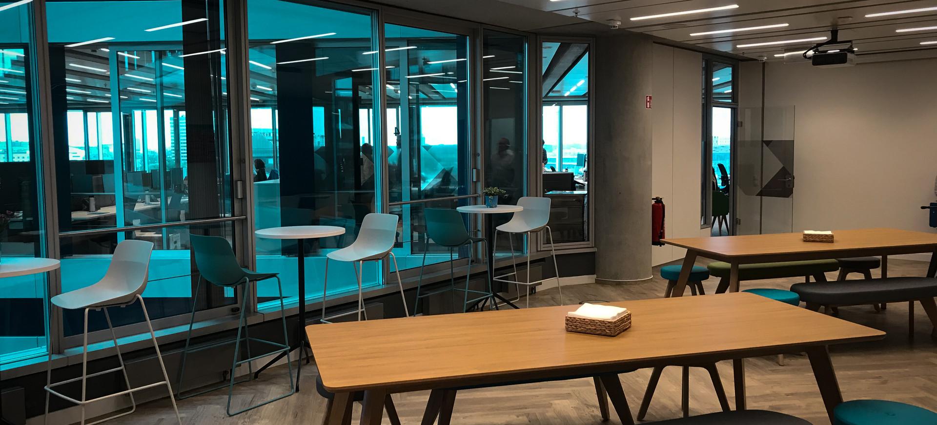 Hamburg 2020 Commercial Interior design shoot for an international client