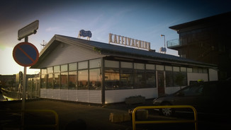 The Oldest coffee shop in Iceland