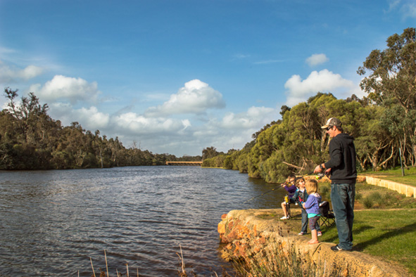 Boddington River Fishing