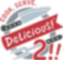 Cook, Serve, Delicious! 2!! Logo
