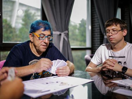 Як пройшов спільний турнір з преферансу та покеру серед журналістів