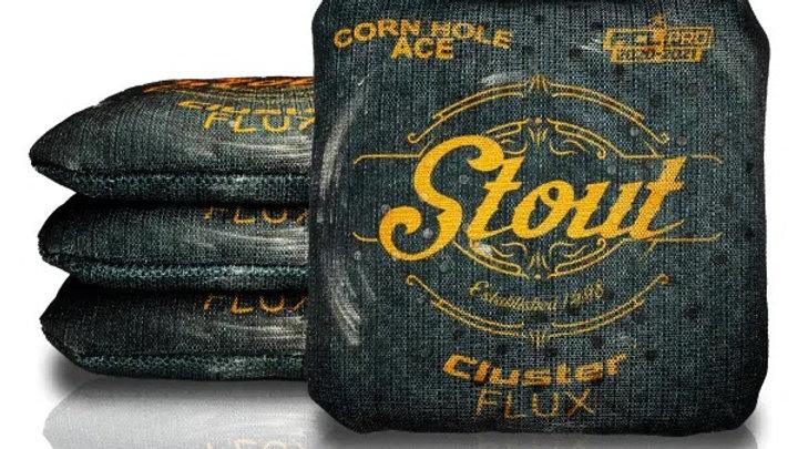 Cluster Flux – Matt Stout – Black (Set of 4 Bags)