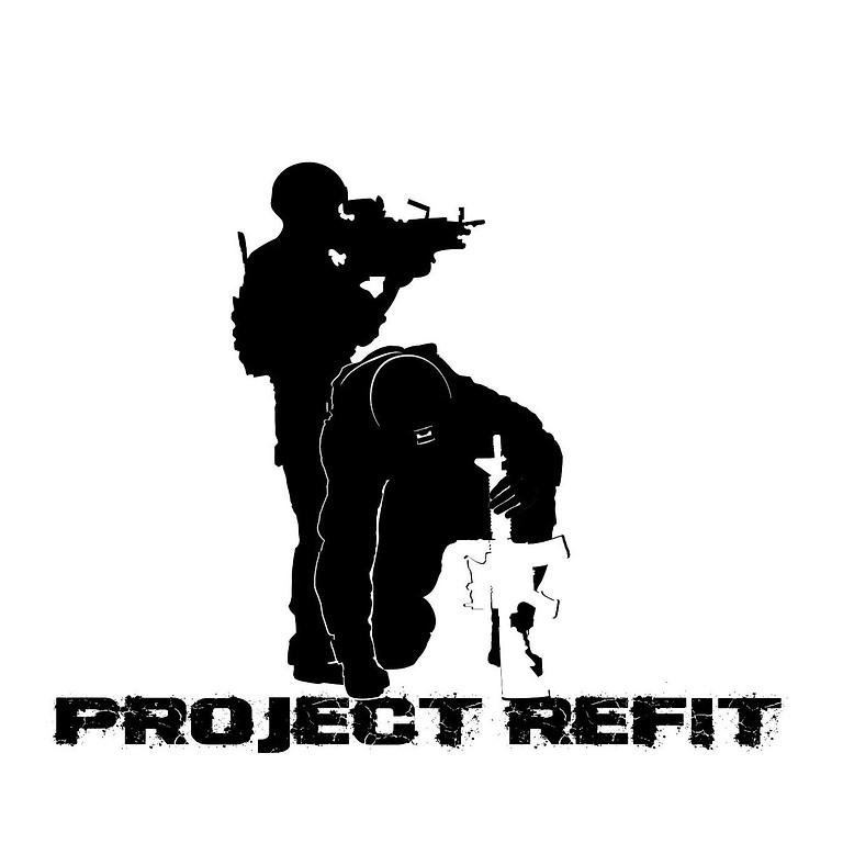 Project Refit Charity Cornhole Tournament