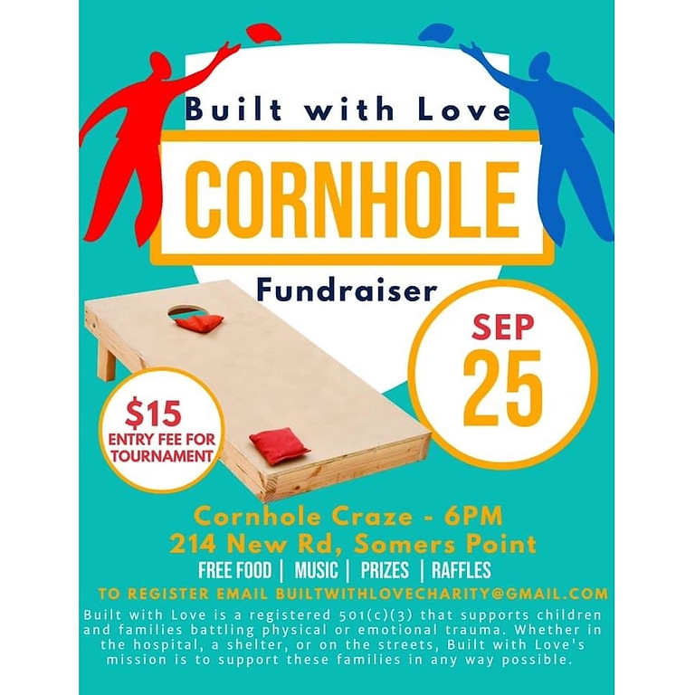 Built with Love Fundraiser