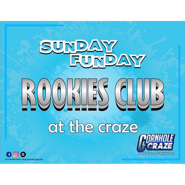 Sunday Funday Rookies Club