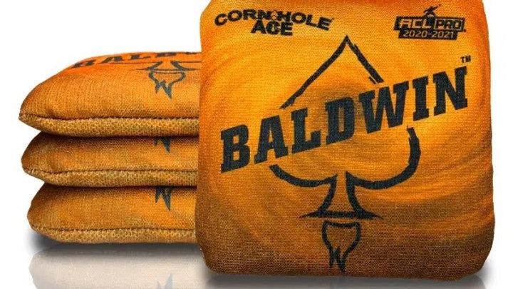 Ace Clusters – James Baldwin – Orange (Set of 4 Bags)