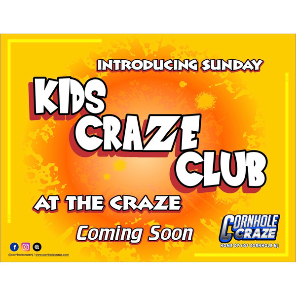 Sunday Funday Kids Craze Club
