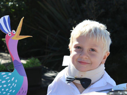 We can still live our best lives with Rare Diseases SA's help