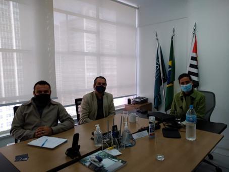 Reunião presencial CAU/SP