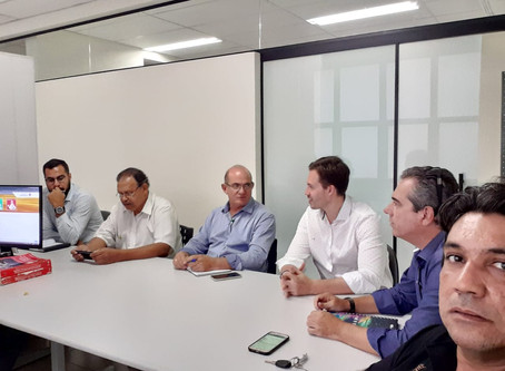 Força tarefa pelo AVCB da FEAPAN - Parque Permanente de Exposições de Ribeirão Preto