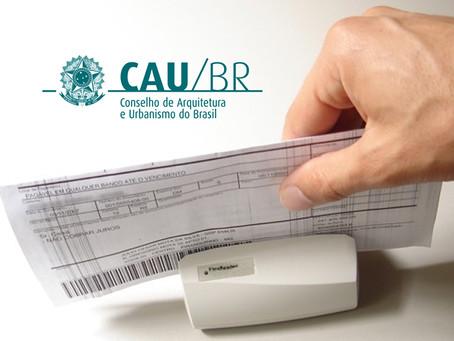 Anuidade 2020: confira descontos para pagamento à vista e condições de parcelamento