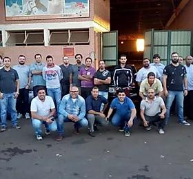 Reunião FEAPAN - Reunião no Parque Permanente de Exposições de Ribeirão Preto. Em pauta, o transport