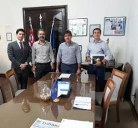 Agora vai! Em reunião com o Prefeito de Ribeirão Preto, Sr. Duarte Nogueira, foi definido o...
