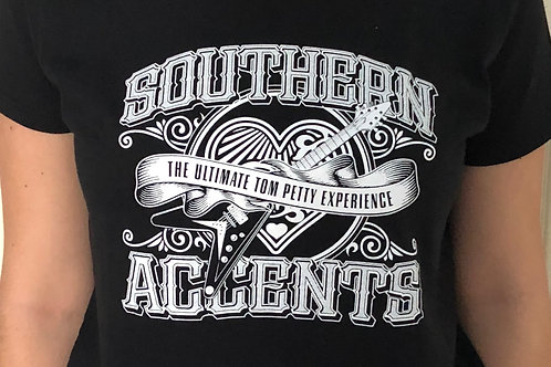Southern Accents Band T- Shirt - Ladies