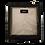 Thumbnail: Black Croc Perspex Make-up bag