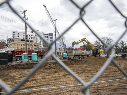City Council debates halting downtown development, direction of housing policy