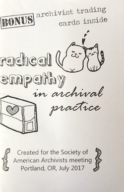 Radical Empathy in Archival Practice
