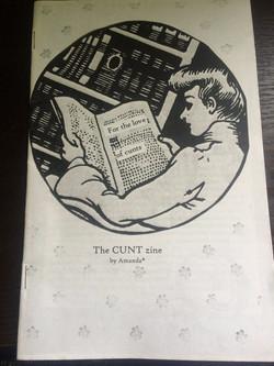 Cunt Zine, The