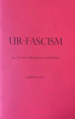 UR-Fascism