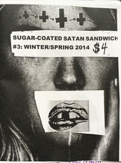 Sugar-Coated Satan Sandwich