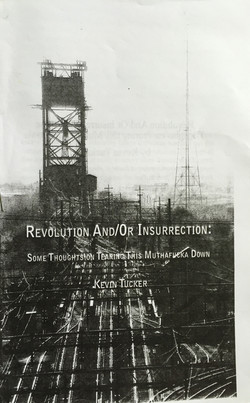 Revolution And/Or Insurrection