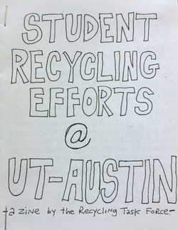 Student Recycling Efforts _ UT-Austin