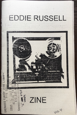 Eddie Russell Zine