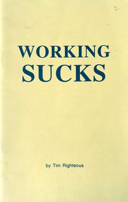 Working Sucks