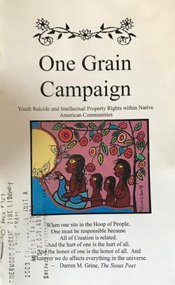 One Grain Campaign