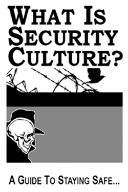 What is Security Culture?