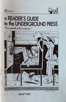 Reader's Guide to the Underground Press,
