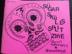 Sugar Skulls Split Zine