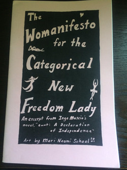 Womanifesto for the Categorical...