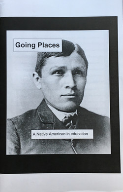 Going Places: A Native American in..