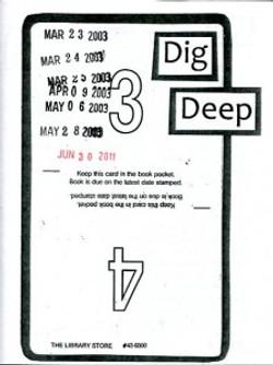 Dig Deep/Your Secretary (SPLIT)