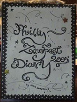 Philly Zinefest Diary 2005