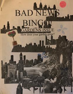 Bad News Bingo! Gardens