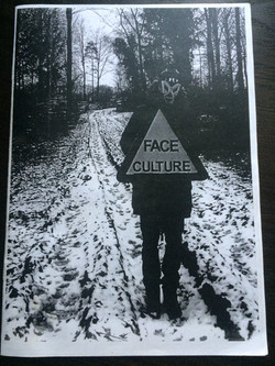 Face Culture: Road Sign