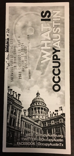 What is Occupy Austin?