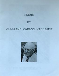 Poems by Williams Carlos Williams