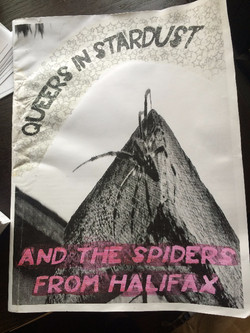 Queers in Stardust & the Spiders...