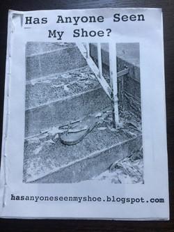 Has Anyone Seen My Shoe?