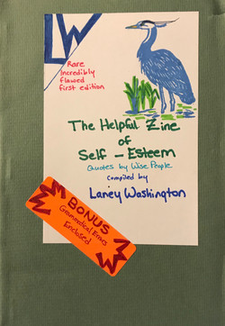 Helpful Zine of Self-Esteem, The
