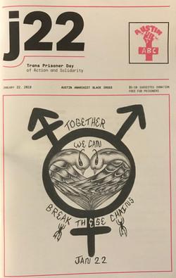 J22 Trans Prisoner Day of Action & Solid