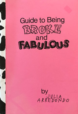 Guide to Being Broke and Fabulous