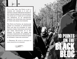 10 Points on the Black Bloc