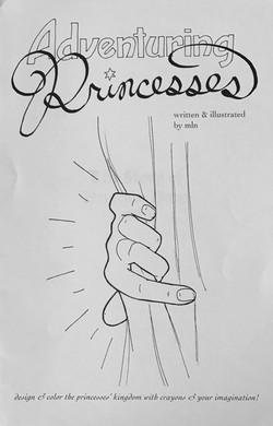 Adventuring Princesses - Dara 3