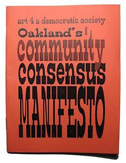 Oakland's Community Consensus